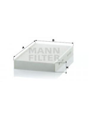 MANN-FILTER CU 1629 - Filter, Innenraumluft