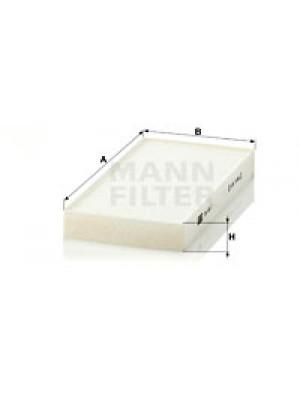 MANN-FILTER CU 1811-2 - Filter, Innenraumluft