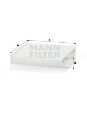 MANN-FILTER CU 1827 - Filter, Innenraumluft