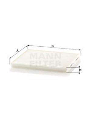 MANN-FILTER CU 1828 - Filter, Innenraumluft