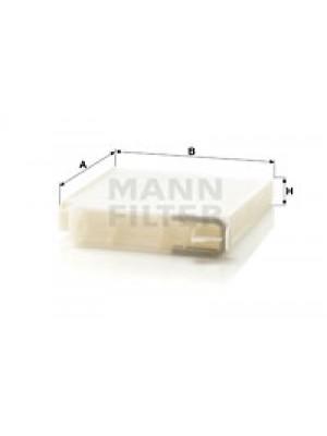 MANN-FILTER CU 1829 - Filter, Innenraumluft