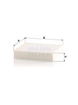 MANN-FILTER CU 1830 - Filter, Innenraumluft