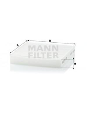 MANN-FILTER CU 1835 - Filter, Innenraumluft