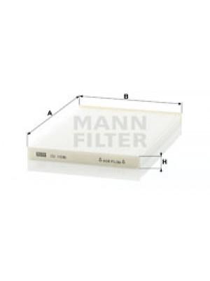 MANN-FILTER CU 1936 - Filter, Innenraumluft