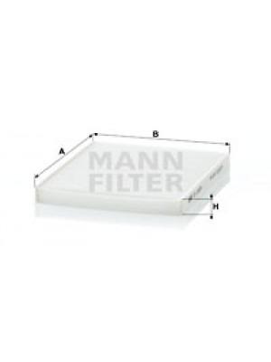 MANN-FILTER CU 2026 - Filter, Innenraumluft