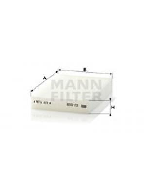 MANN-FILTER CU 2028 - Filter, Innenraumluft