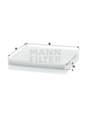 MANN-FILTER CU 2035 - Filter, Innenraumluft