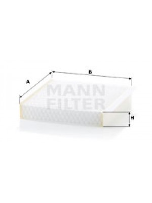 MANN-FILTER CU 2040 - Filter, Innenraumluft