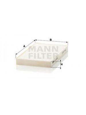 MANN-FILTER CU 20 005-2 - Filter, Innenraumluft