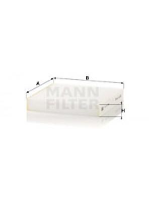 MANN-FILTER CU 20 006 - Filter, Innenraumluft