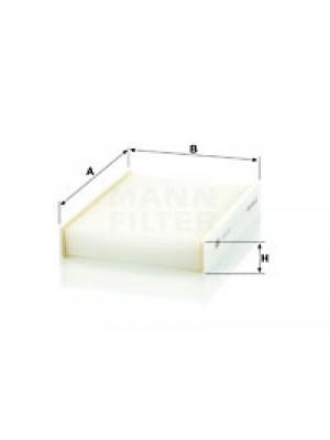 MANN-FILTER CU 20 013 - Filter, Innenraumluft