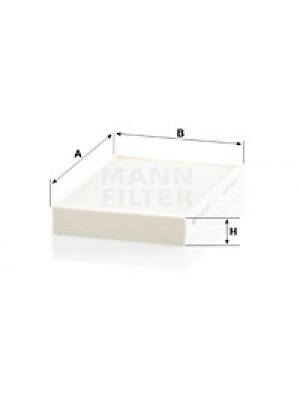 MANN-FILTER CU 22 016 - Filter, Innenraumluft