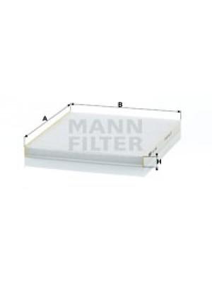 MANN-FILTER CU 2336 - Filter, Innenraumluft