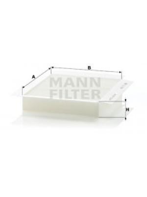MANN-FILTER CU 2338 - Filter, Innenraumluft