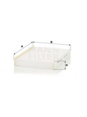 MANN-FILTER CU 26 006 - Filter, Innenraumluft