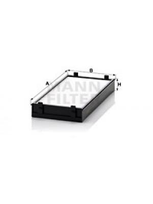 MANN-FILTER CU 2941-2 - Filter, Innenraumluft