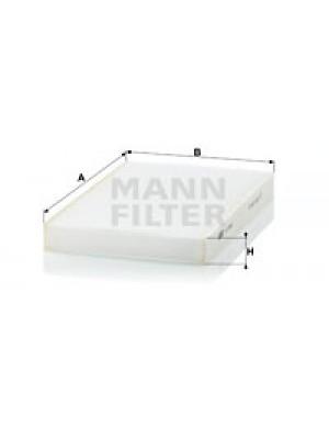 MANN-FILTER CU 2952 - Filter, Innenraumluft