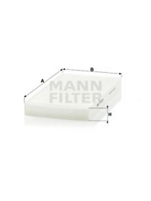 MANN-FILTER CU 2956 - Filter, Innenraumluft