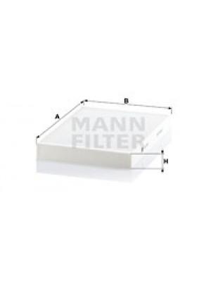 MANN-FILTER CU 3037 - Filter, Innenraumluft