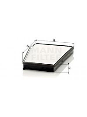 MANN-FILTER CU 3040 - Filter, Innenraumluft