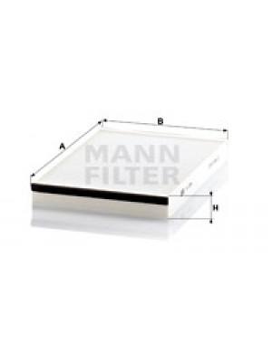 MANN-FILTER CU 3054 - Filter, Innenraumluft