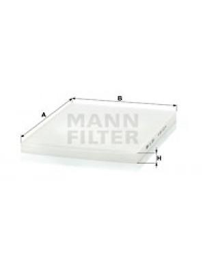 MANN-FILTER CU 3059 - Filter, Innenraumluft