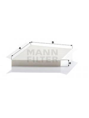 MANN-FILTER CU 3172 - Filter, Innenraumluft