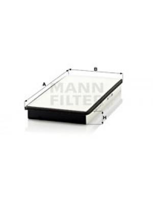 MANN-FILTER CU 3360 - Filter, Innenraumluft