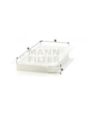 MANN-FILTER CU 3554 - Filter, Innenraumluft