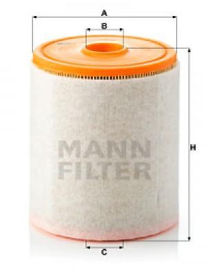 MANN-FILTER C 16 005 - Luftfilter
