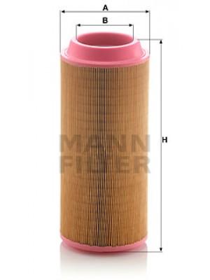 MANN-FILTER C 16 400 - Luftfilter - EUROPICLON