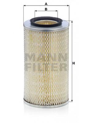 MANN-FILTER C 18 009 x - Filter, Innenraumluft