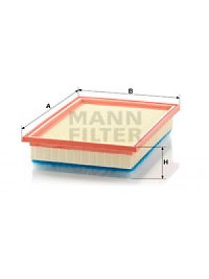 MANN-FILTER C 31 116 - Luftfilter