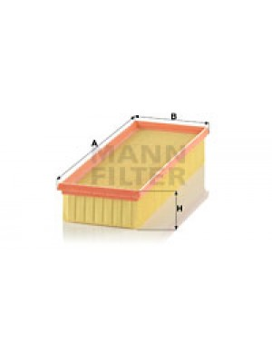 MANN-FILTER C 37 132 - Luftfilter