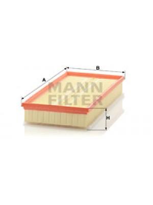 MANN-FILTER C 37 153/1 - Luftfilter