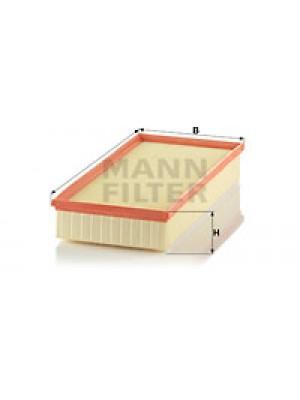 MANN-FILTER C 39 002 - Luftfilter