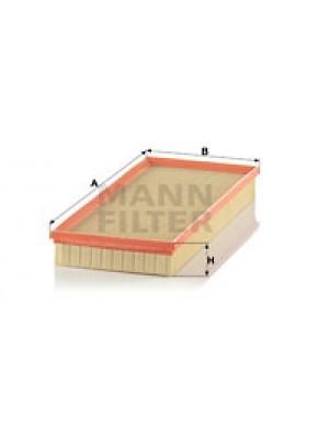 MANN-FILTER C 40 163 - Luftfilter