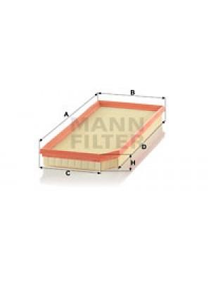MANN-FILTER C 41 110 - Luftfilter