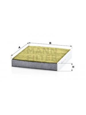 MANN-FILTER FP 2440 - Filter, Innenraumluft - FreciousPlus