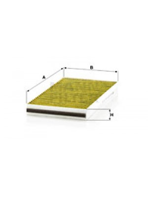MANN-FILTER FP 3139 - Filter, Innenraumluft - FreciousPlus