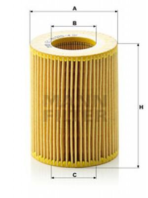 MANN-FILTER HU 925/4 y - Ölfilter