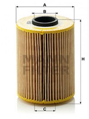 MANN-FILTER HU 926/3 x - Ölfilter - evotop