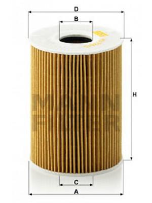 MANN-FILTER HU 926/5 y - Ölfilter