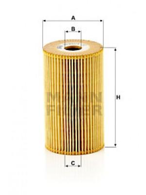 MANN-FILTER HU 932/4 x - Ölfilter