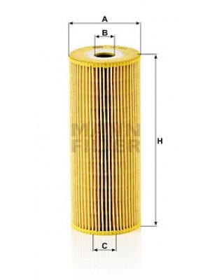 MANN-FILTER HU 947/1 x - Ölfilter