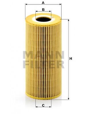 MANN-FILTER HU 951 x - Ölfilter - evotop