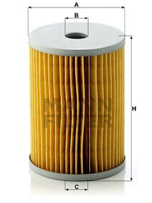 MANN-FILTER H 928/1 - Ölfilter