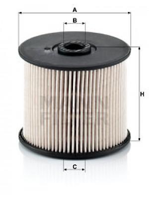 MANN-FILTER PU 830 x - Kraftstofffilter