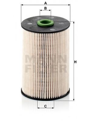 MANN-FILTER PU 936/1 x - Kraftstofffilter
