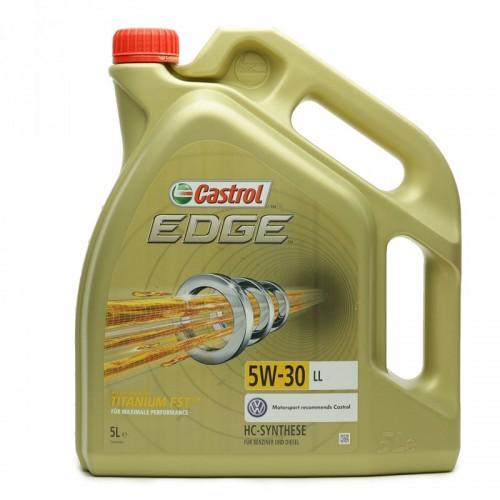 Castrol Edge 5W-30 LL Titanium FST Motoröl LonglifeIII 5l